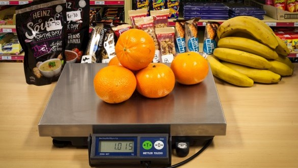 How Long Is The Weight In Your Store
