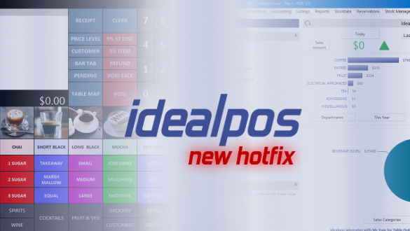 Idealpos 7.1 Build 12 r.3