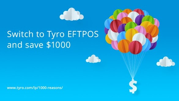 1000 Reasons To Switch To Tyro