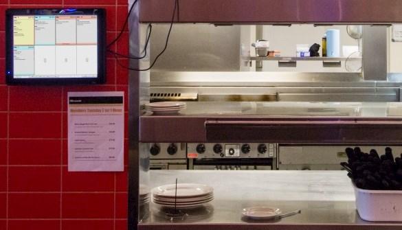 Kitchen Monitor Idealpos