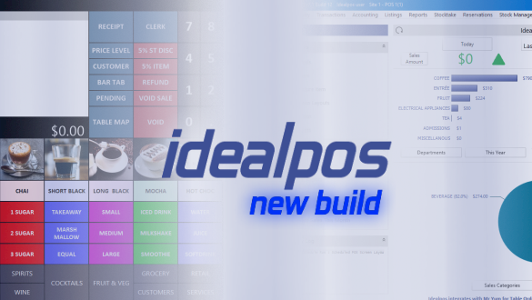Idealpos 7.1 Build 12